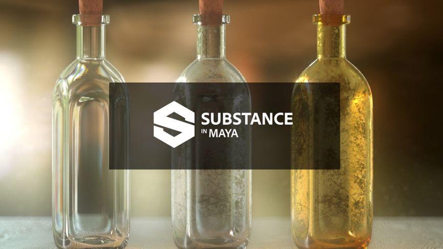 Substance in Maya 2.0.1