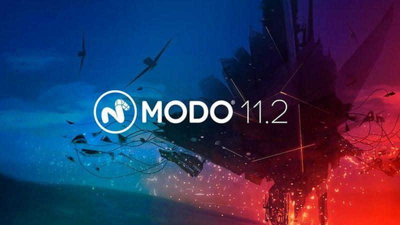 Rilasciato l'ultimo Upgrade di MODO 11