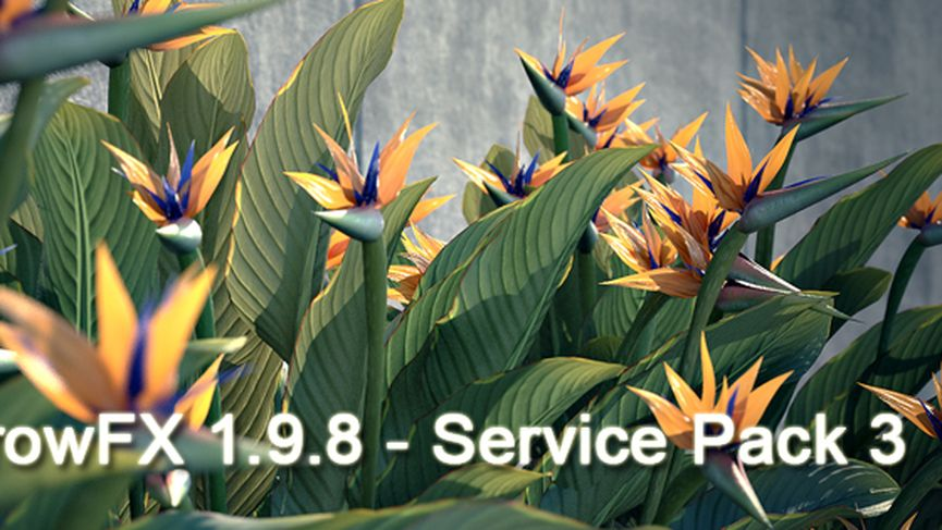 GrowFX 1.9.8 - Service Pack 3