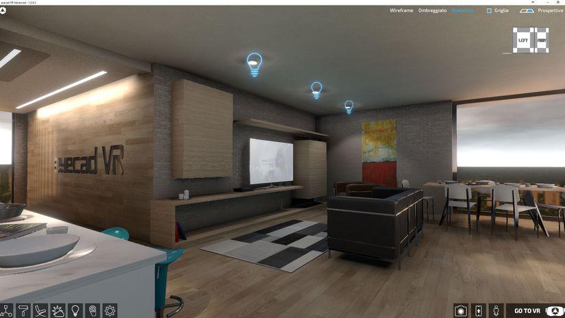 Eyecad VR. La recensione