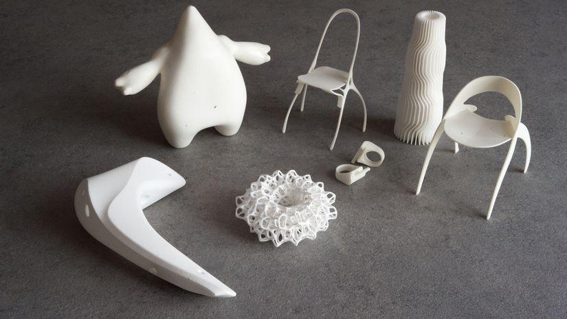 Ice9 - La stampante 3D a SLS a basso costo
