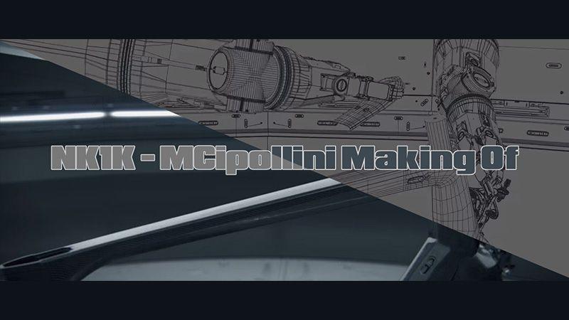 NK1K - MCipollini - Making Of