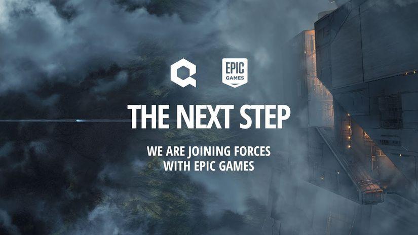 Epic Games acquisisce Quixel rilasciando i suoi prodotti gratuitamente