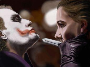 Joker drawings