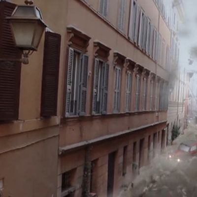 Rome Flood