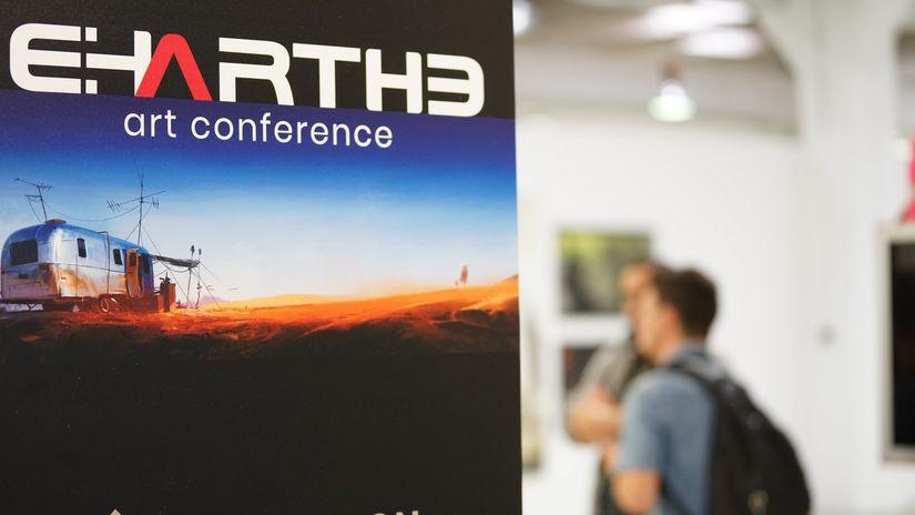 EHARTHE - l'evento sulla concept art