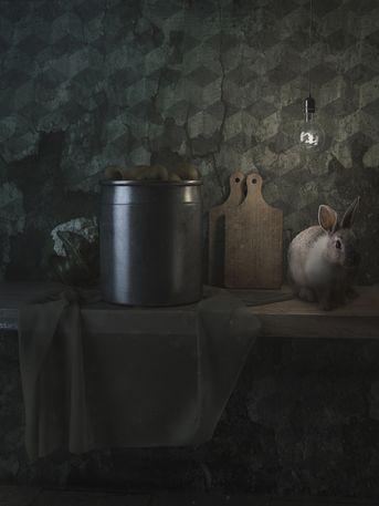 Coniglio con patate