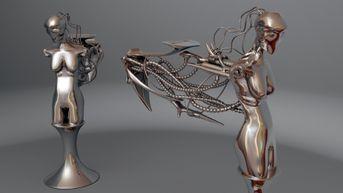 Statuette Concept