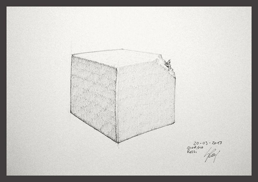 Sculture Virtuali, Sketches