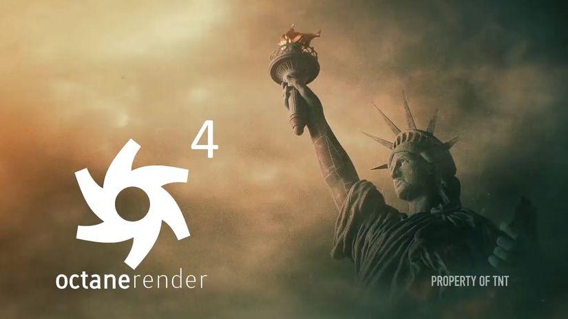 OctaneRender 4: prima beta pubblica