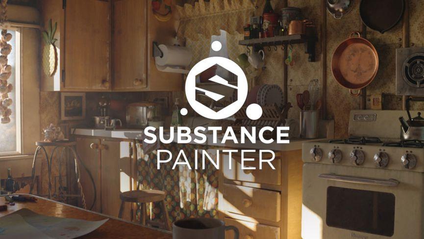 Allegorithmic Substance Painter 2017.1