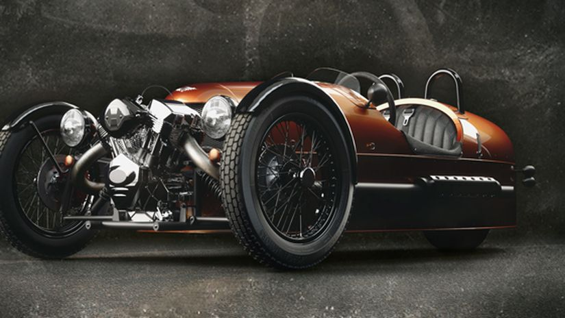 Making Of - Morgan 3 Wheeler (an Advertisement for the Morgan Motor Company)