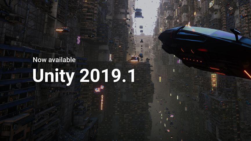 Unity 2019.1
