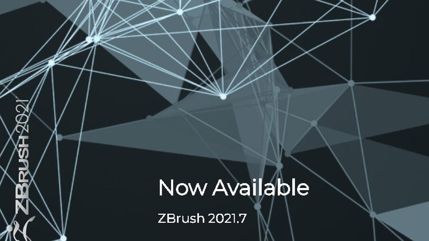 Pixologic ZBrush 2021.7