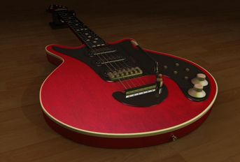 The Red Special Project