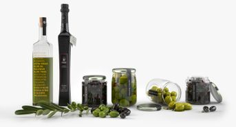 Olive and Oil set