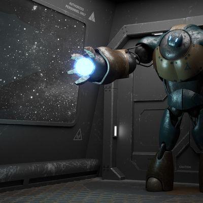 Robot Ball (Restyiling)