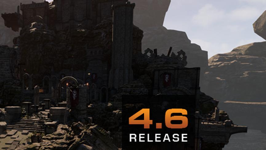 Unreal Engine 4.6