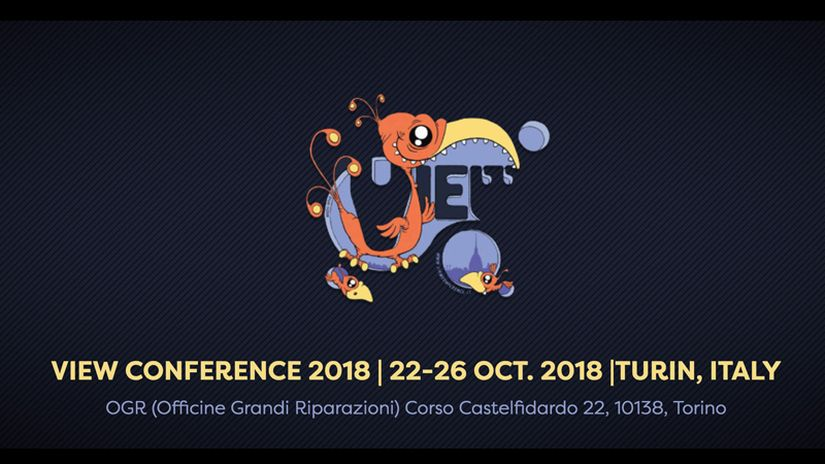 View Conference 2018
