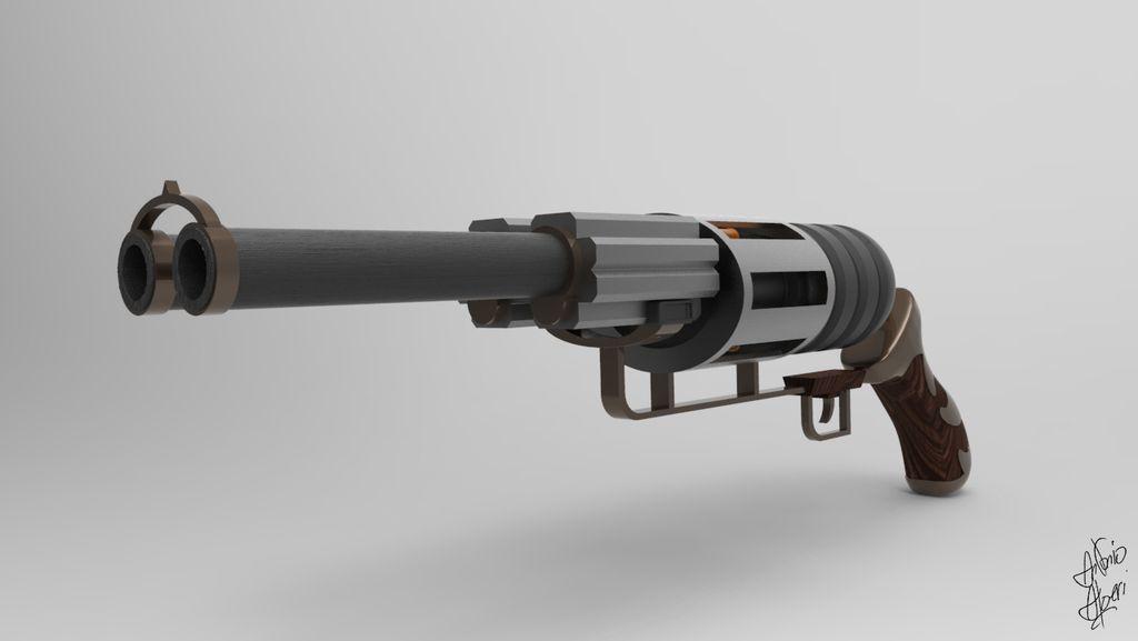 Rooster Gun