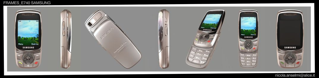 Shading And Lighting Per Cellulare