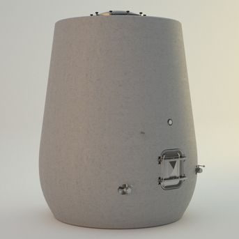 Cisterna in cemento
