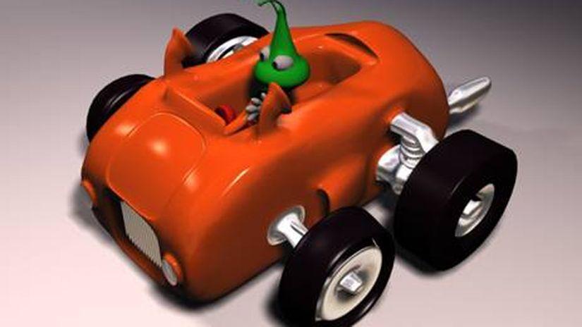 Creare Un'auto In Stile Cartoons