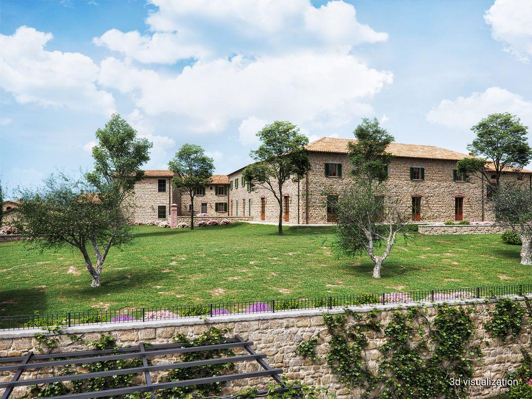 Borgo San Martino - Gaiole in Chianti