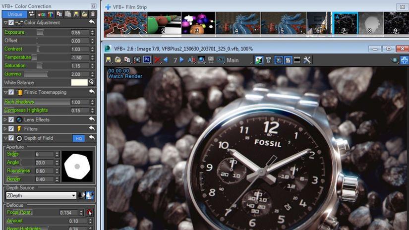 VFB+ 2.8 per 3dsmax adesso FREE!