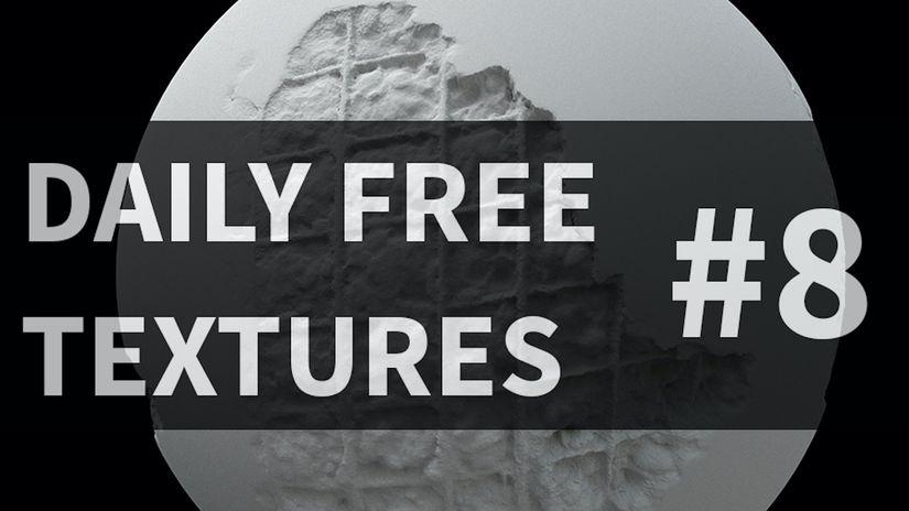 Daily free texture: un progetto di Miloš Belanec