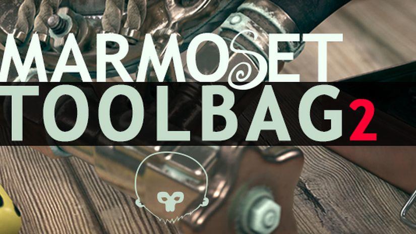 Marmoset Toolbag 2.0 v207 and Marmoset Viewer