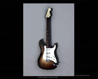 Fender Usa Stratocaster 1972