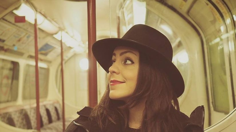 Una rigger a Londra: intervista a Giulia Dell'Armi