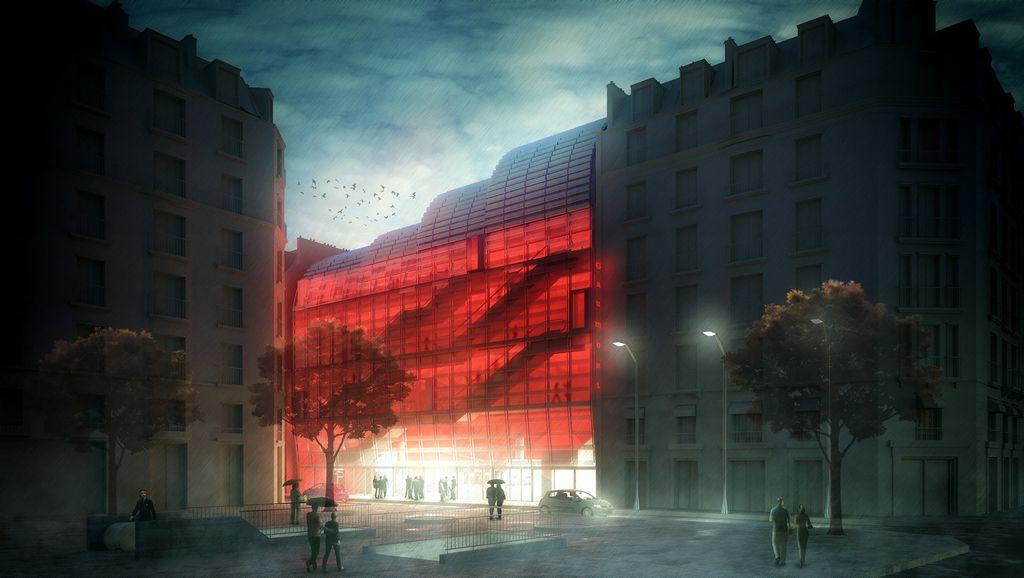 Gaumont Cinema Paris