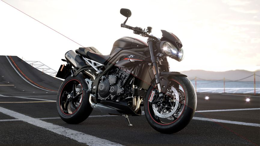 Making Of Speed Triple RS