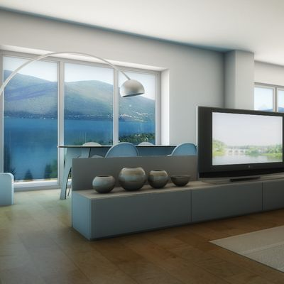 Appartamenti Porto Ronco (Svizzera)