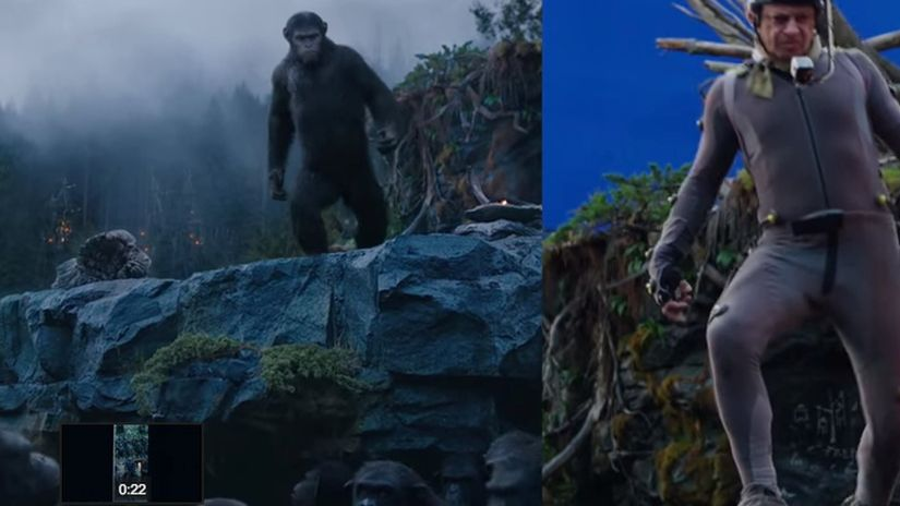 Dawn of the Planet of the Apes - A Quantum Leap in Special Effects