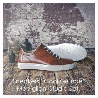 sneaker studio set