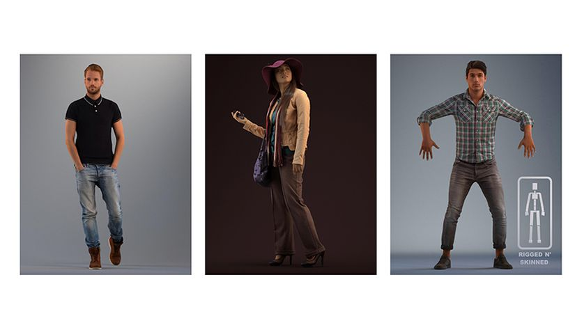 Human Alloy: tre personaggi da scaricare gratuitamente