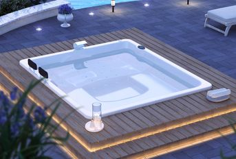 Bathtub SPA