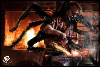 The Blacksmith Ant