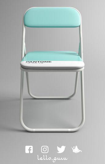 Pantone chair