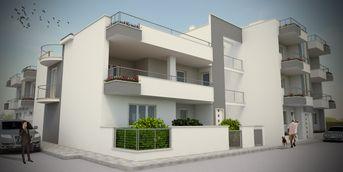 Housing complex in Carovigno (Italy)