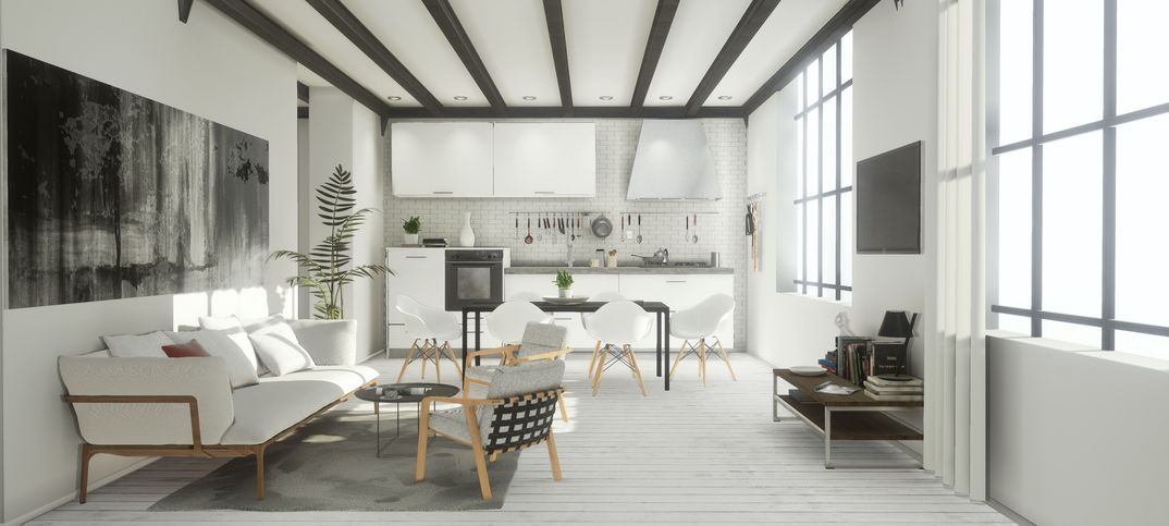 ARCHVIZ LOFT PROJECT UNREAL ENGINE 4.13
