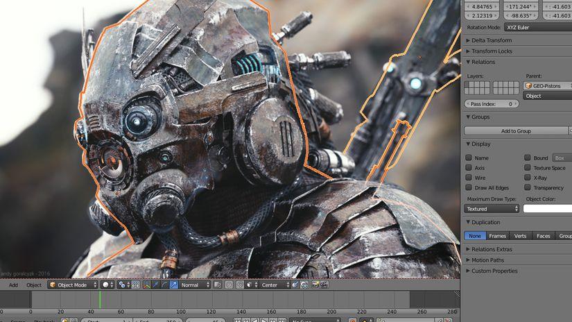 Eevee: il nuovo motore di render realtime per Blender 2.8