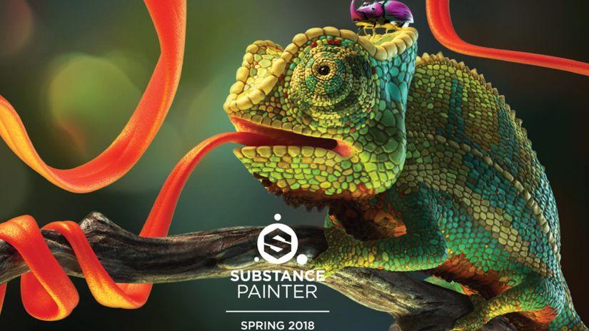 Una nuova interfaccia per Substance Painter