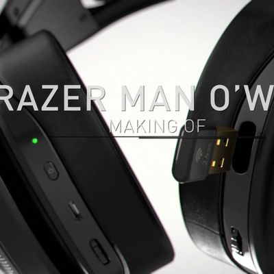 Razer ManO'War - Making Of