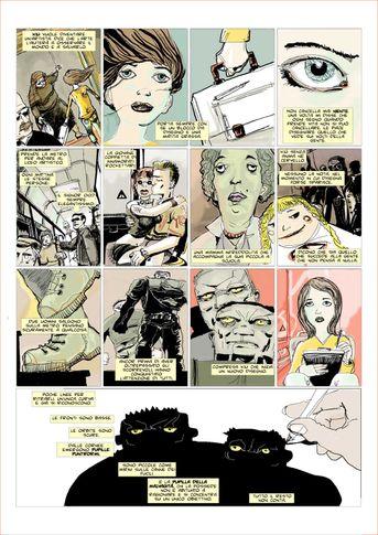 Kiu - Storia A Fumetti