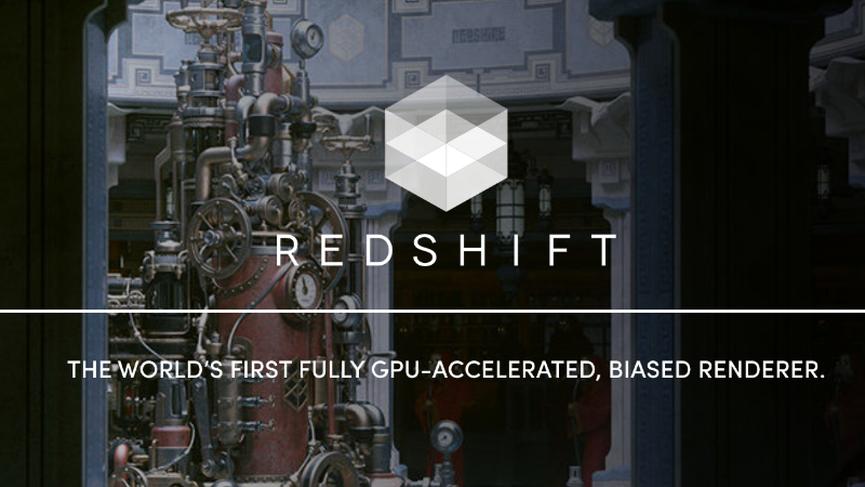 Redshift 3.0.12 integra gli effetti di noise di Cinema 4D!