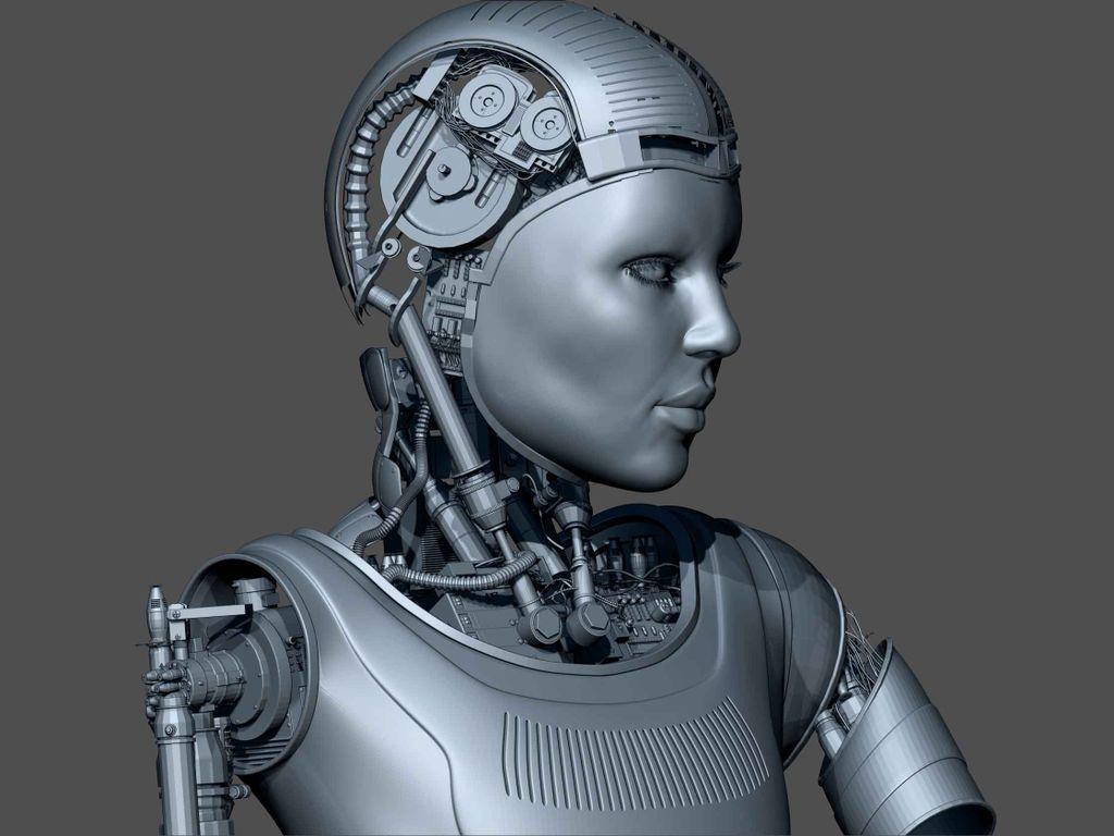 robot sculpt